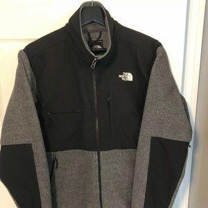 North Face fleece jacket men's S excellent conditi
